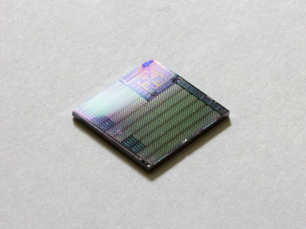 NASA vill bygga datorchip som reparerar sig själva