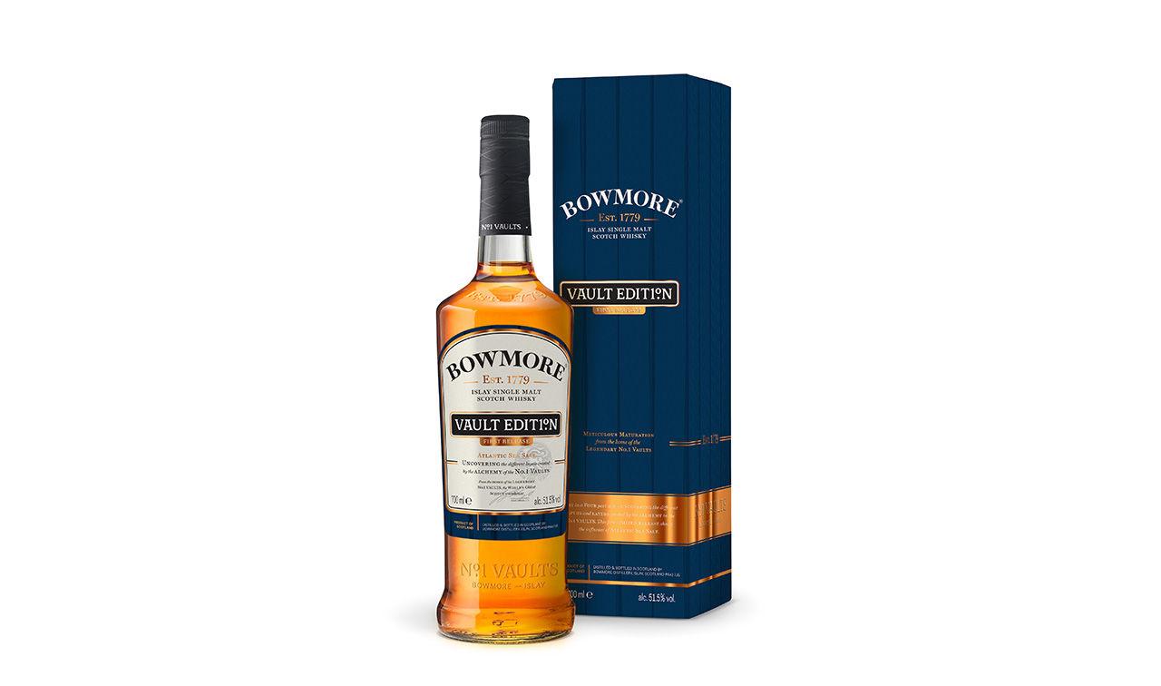 Whisky med havssalt från Atlanten