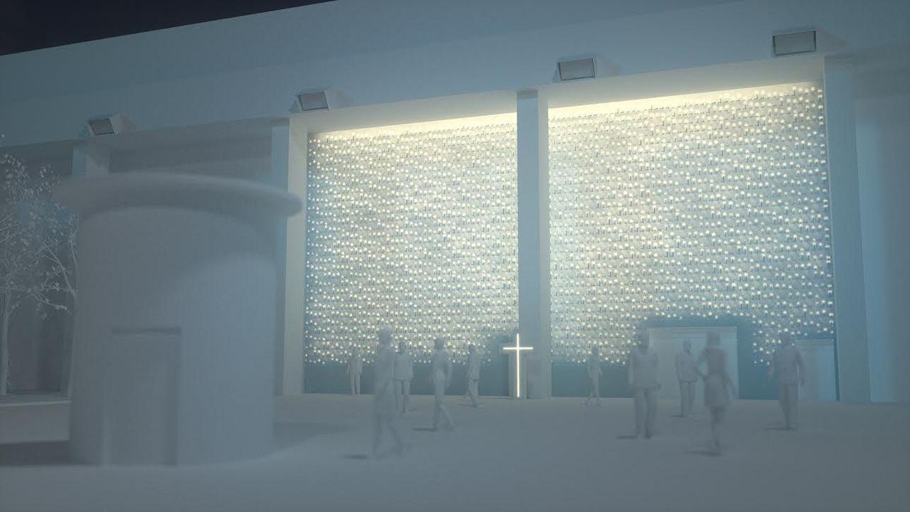 Kent får interaktiv minnesplats vid Tele2 Arena