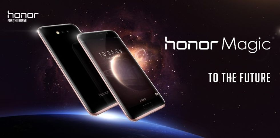Huawei visar upp Honor Magic