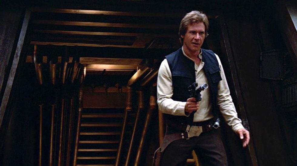 Han Solo-filmen börjar spelas in i februari