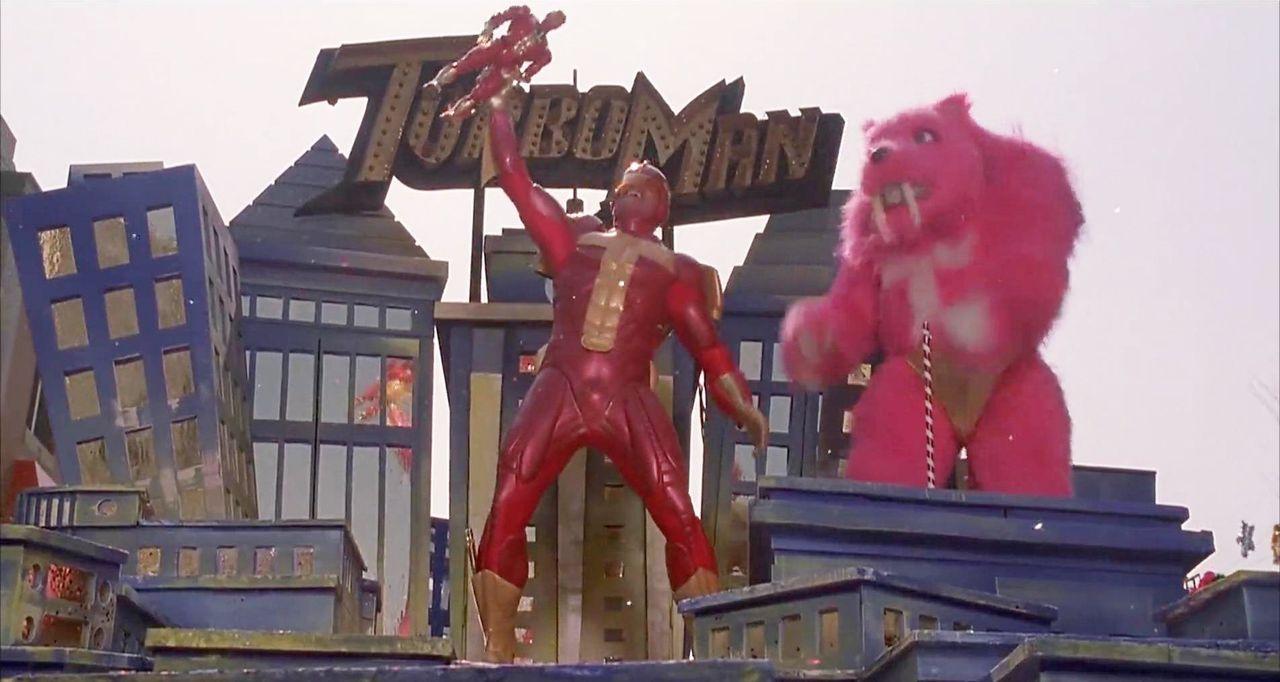 Köp en egen Turbo Man från Klappjakten