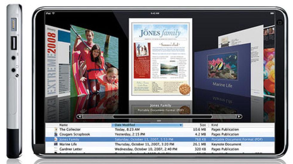 Apples tablet inte mogen för Macworld