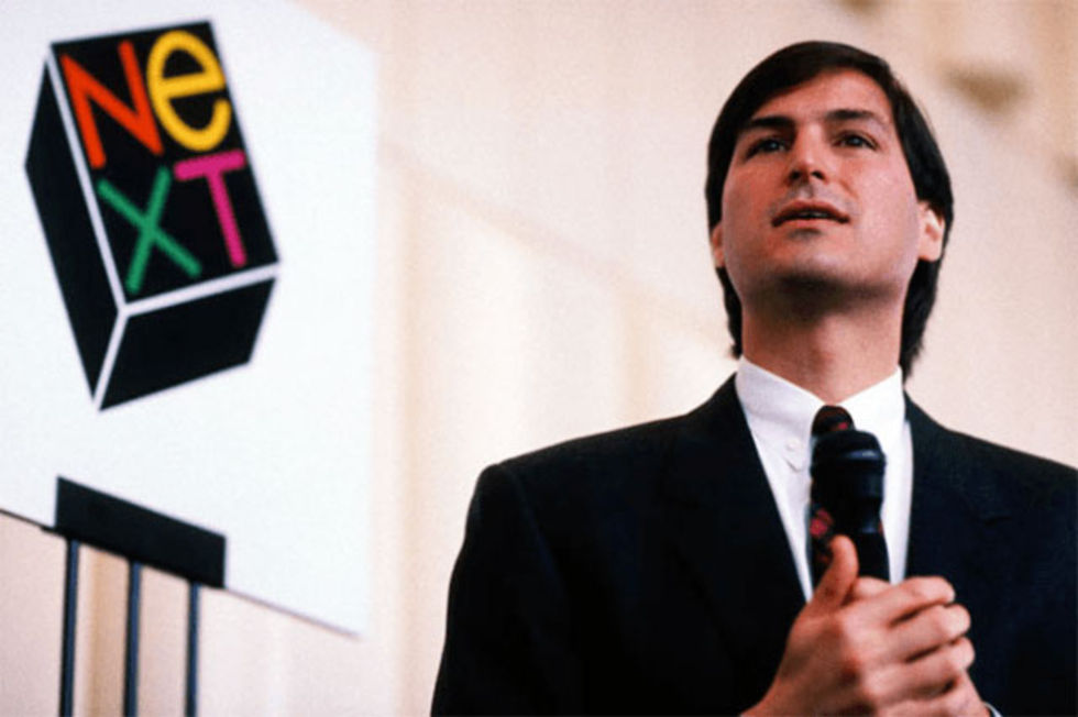 20 år sedan Apple köpte NeXT
