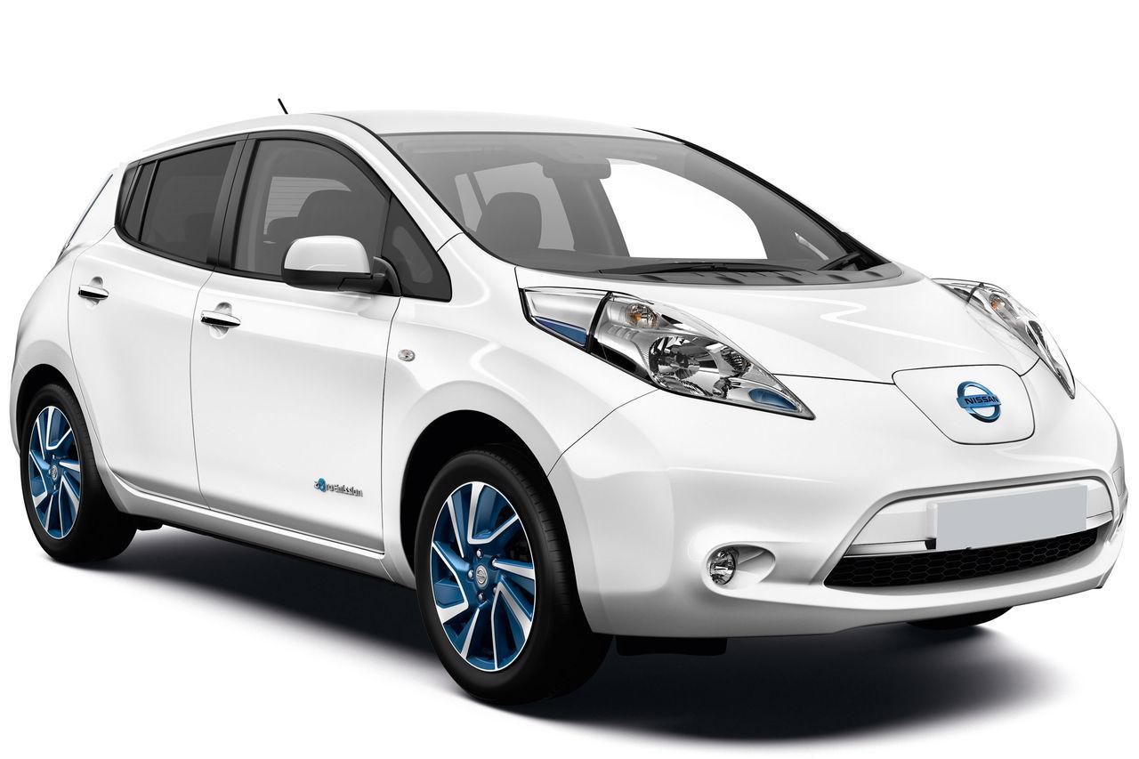 Nissan ska få ner priset på Leaf