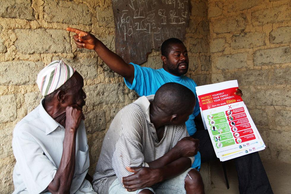Effektivt vaccin mot ebola framtaget
