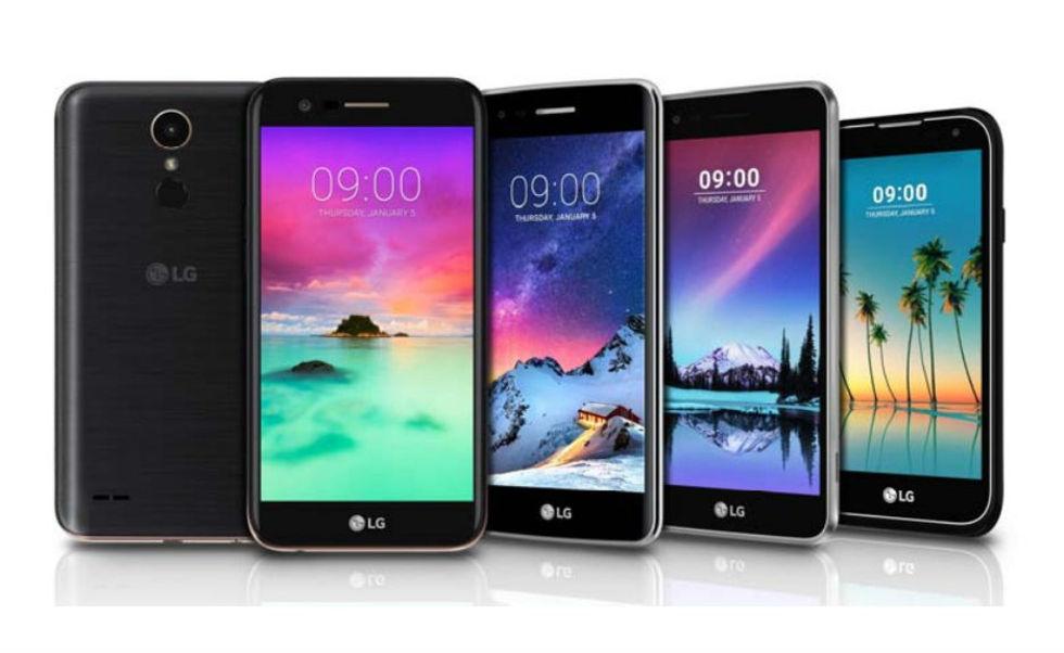 LG visar upp fem nya lurar innan CES