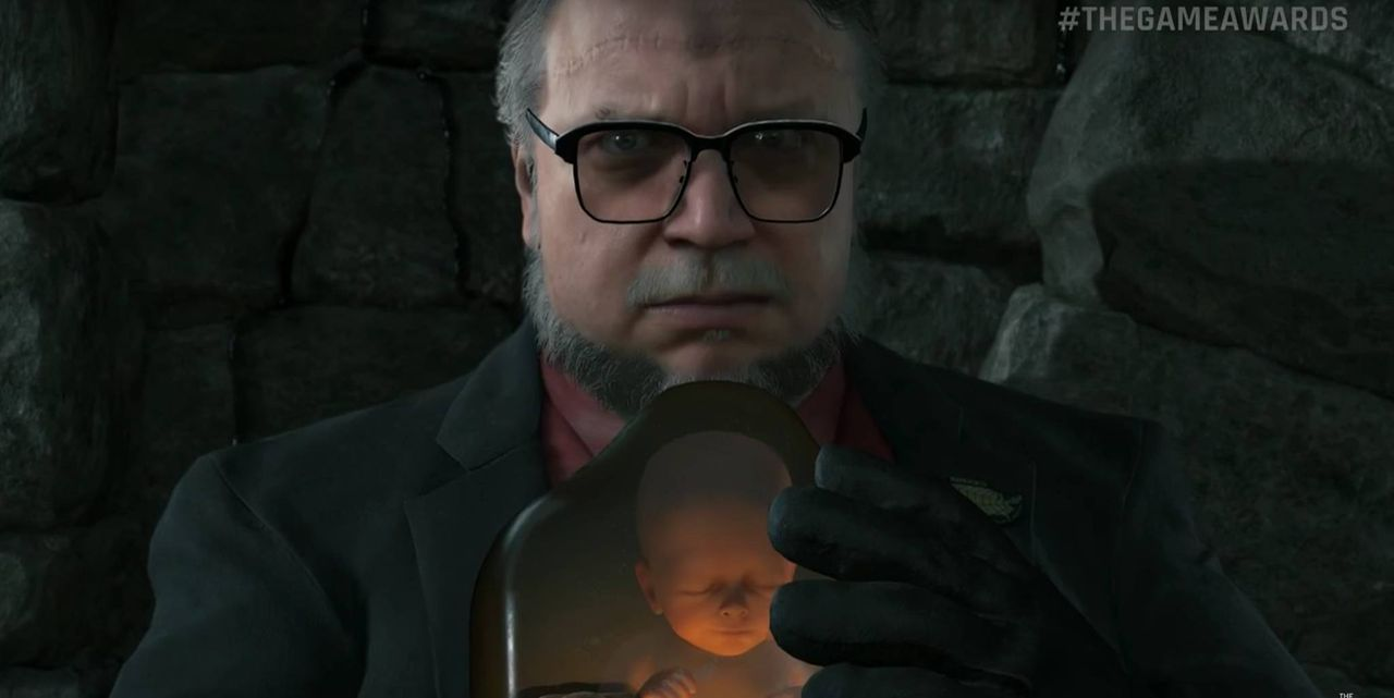 Guillermo Del Toro skickar julhälsning