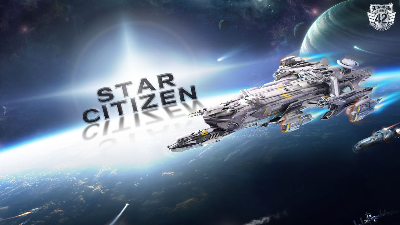 Star Citizen byter spelmotor