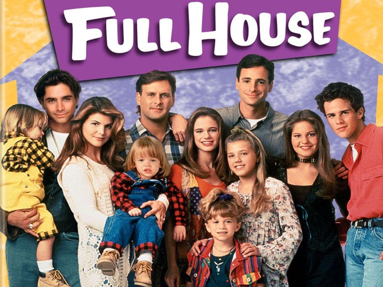 Netflix beställer tredje säsong av Fuller House
