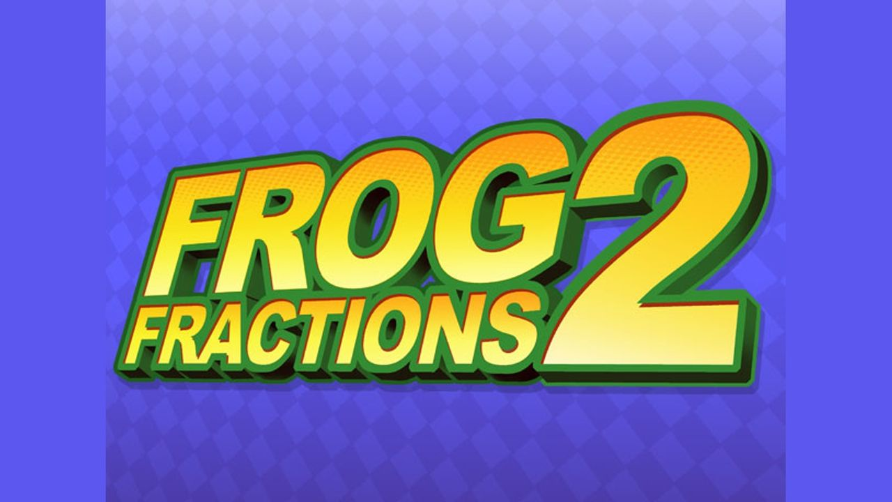 Frog Fractions 2 ute nu