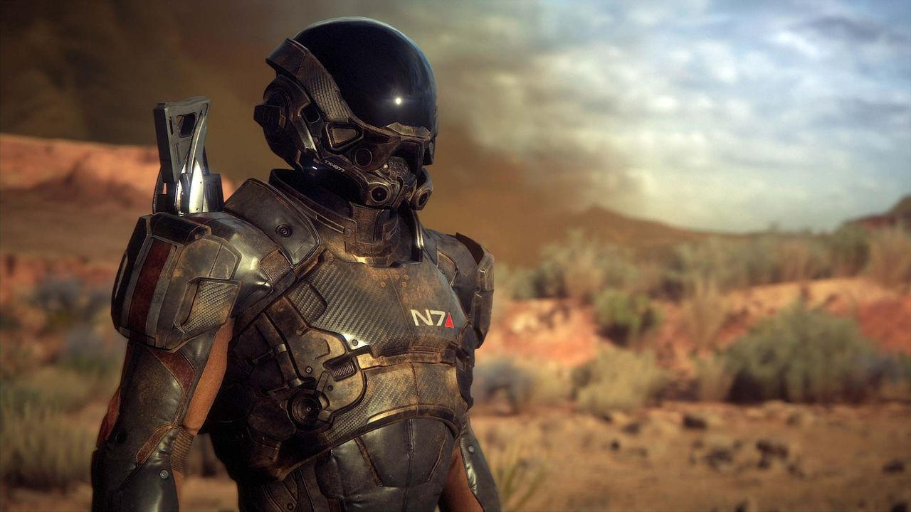 Mer Mass Effect: Andromeda presenteras under CES