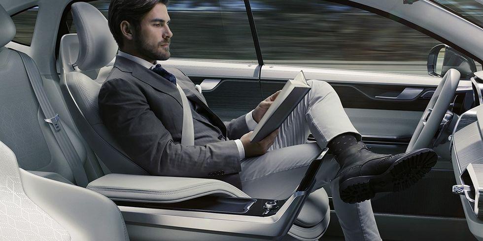 Volvo Cars och Autoliv skapar Zenuity