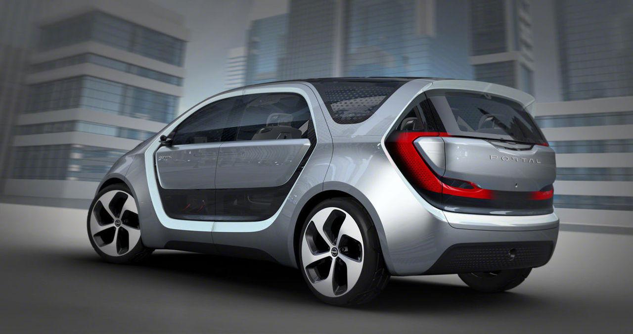 Fiat Chrysler visar framtidens van