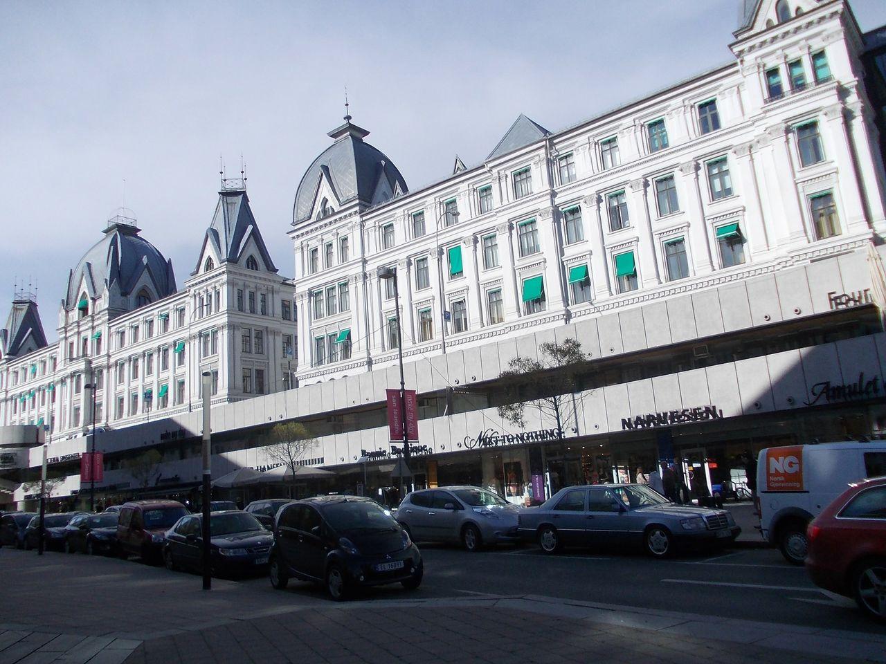 Luften i Oslo klassas som hälsofarlig