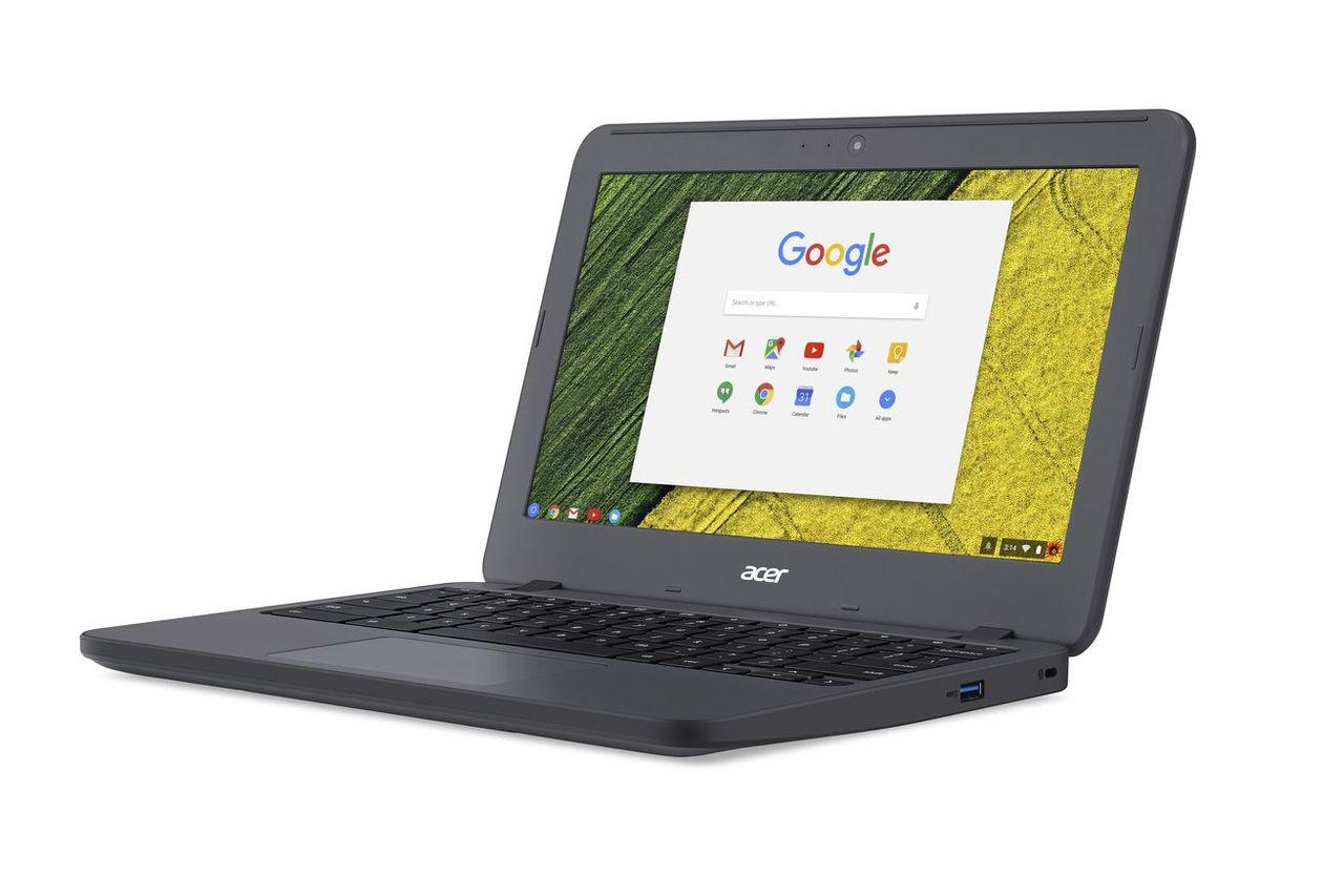 Acers Chromebook 11 N7 är anpassad för klassrummet