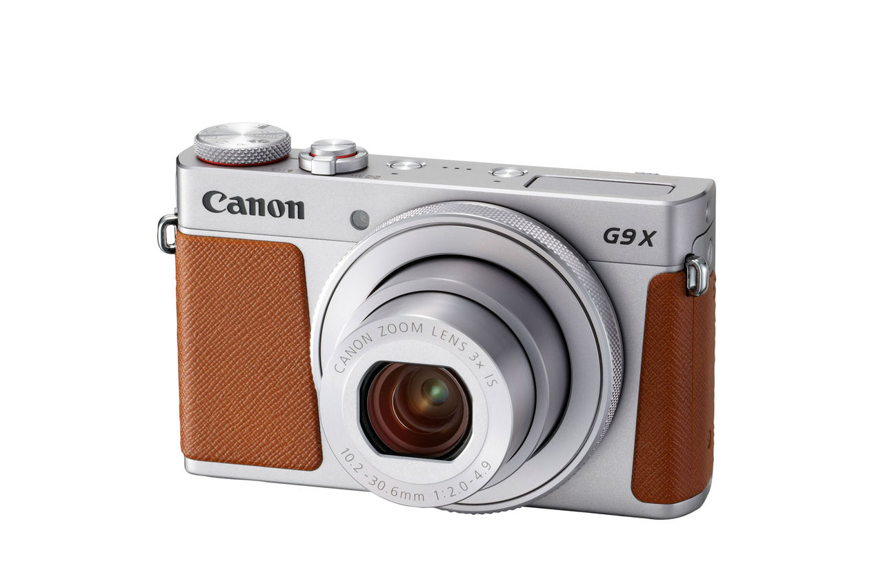 Canon visar upp PowerShot G9 X Mark II