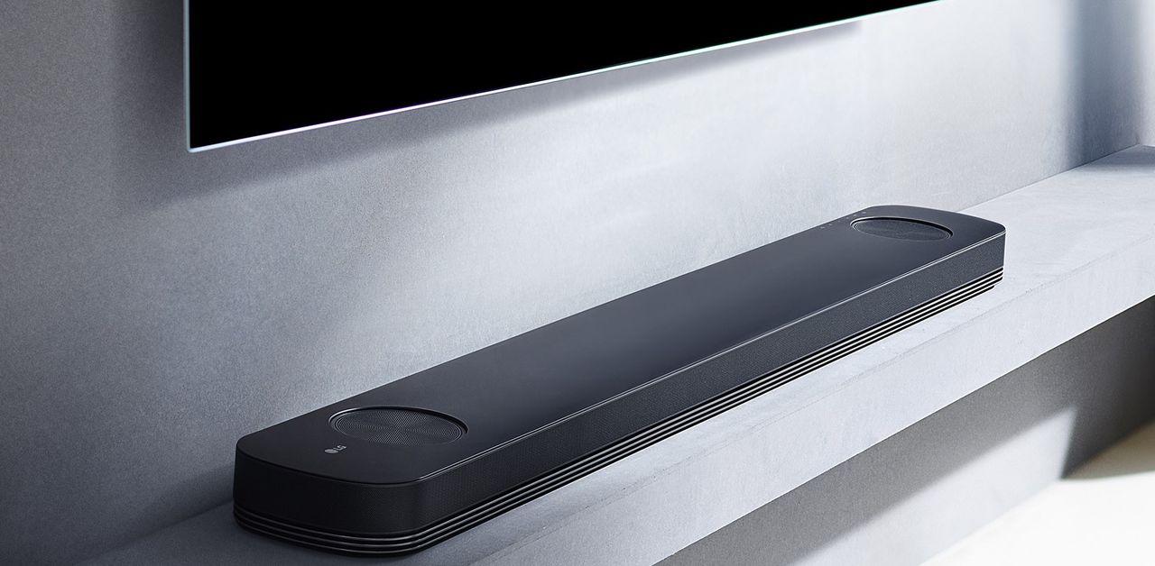LG släpper en 4K-soundbar