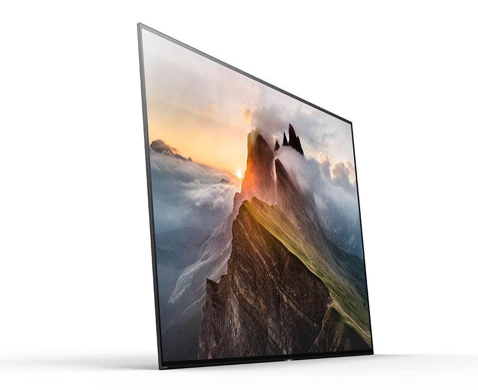 Sony visar upp sin första OLED-tv