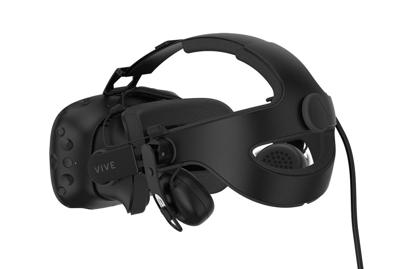 HTC utvecklar skönare headset till Vive