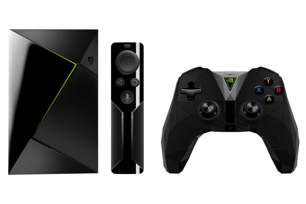 Nvidia visar upp ny Shield TV