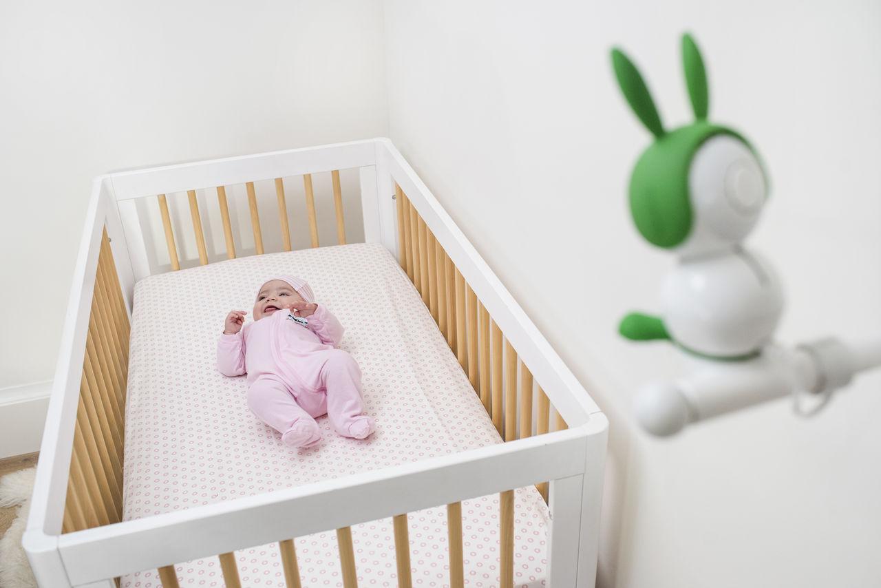 Netgear visar smart babymonitor