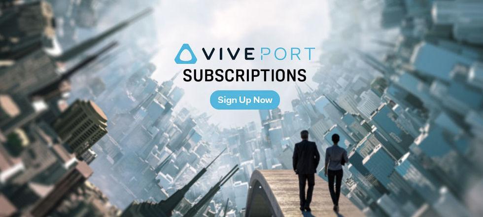 HTC Vives appbutik får abonnemang