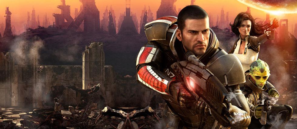 Spela Mass Effect 2
