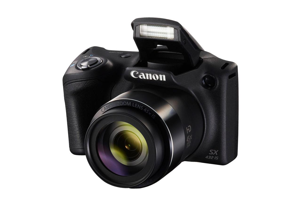Canon släpper tre kompaktkameror