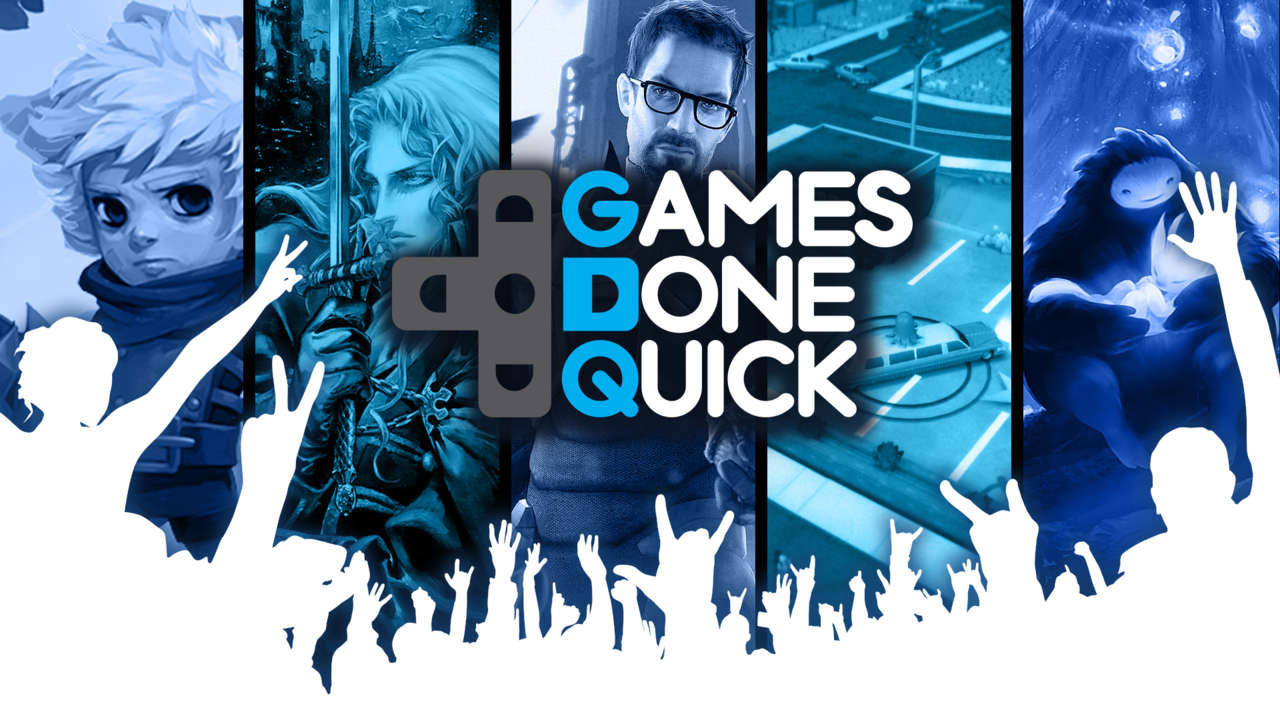 Awesome Games Done Quick är igång