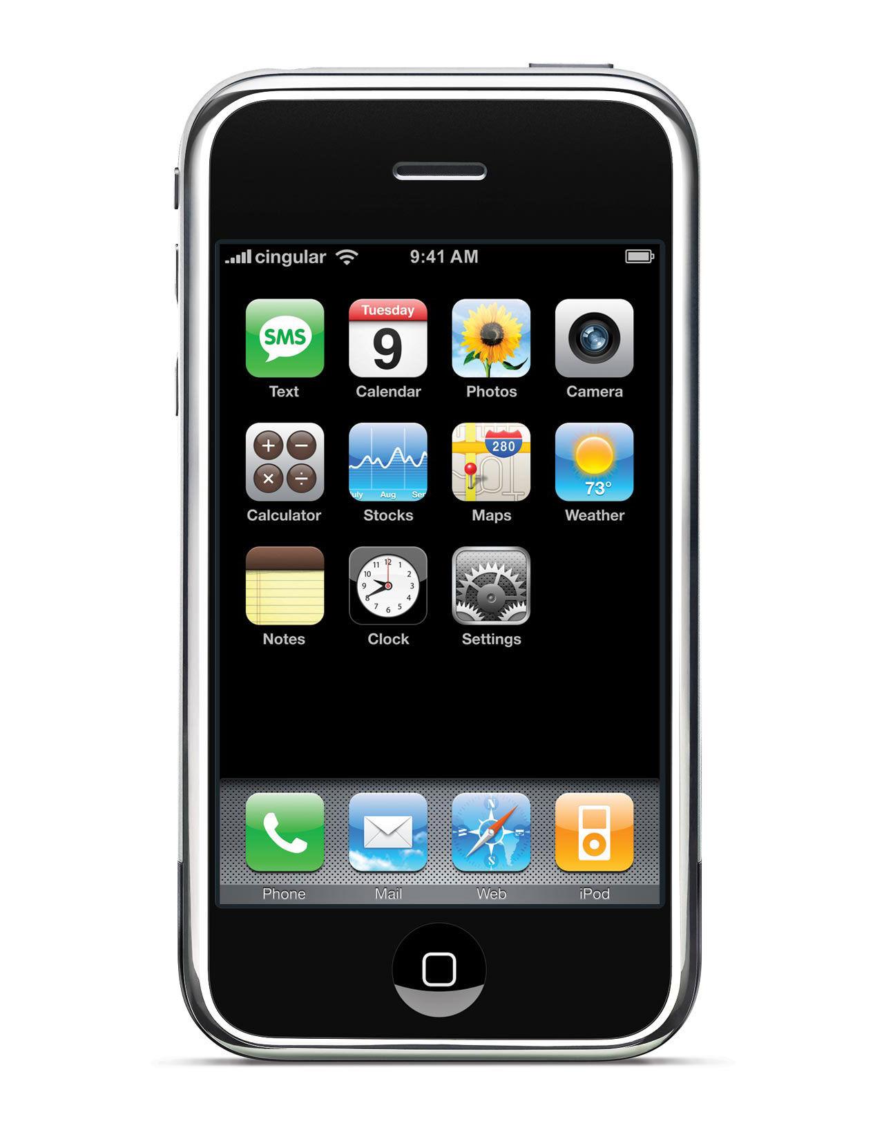 I dag är det tio år sedan iPhone presenterades
