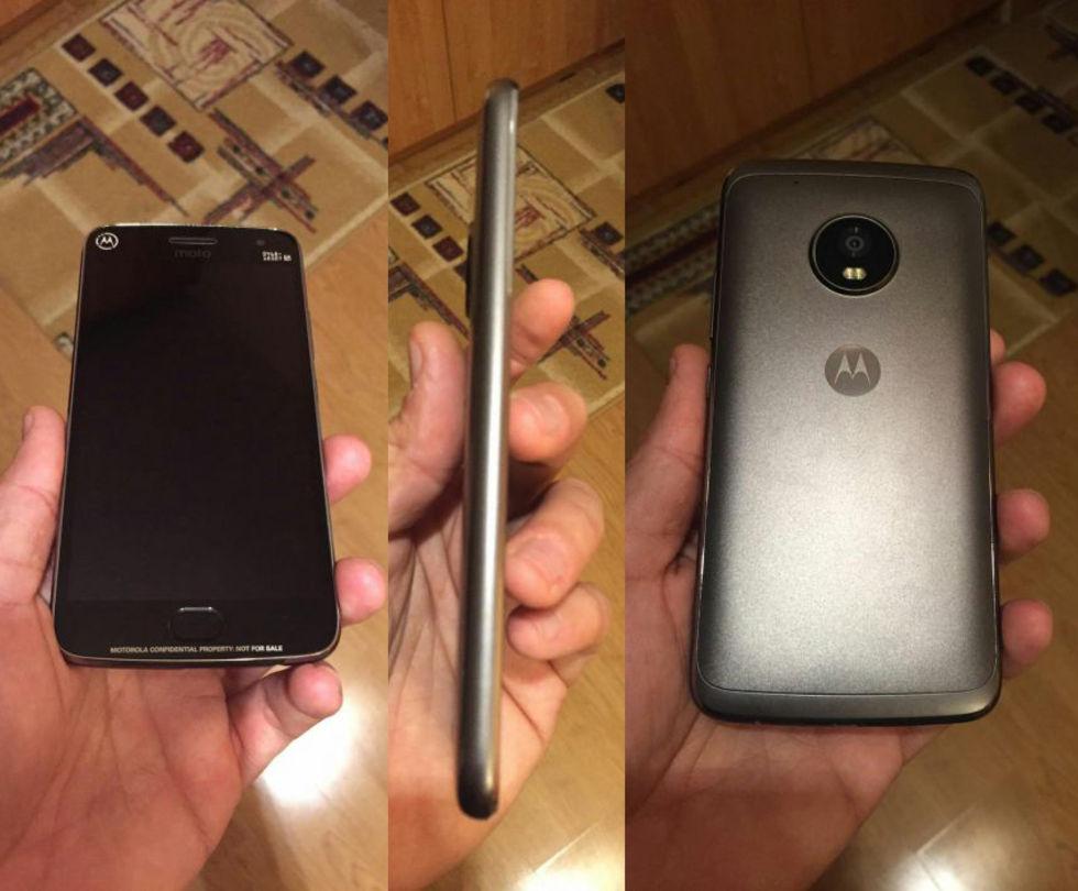 Läckta bilder visar Moto G5 Plus i all sin prakt
