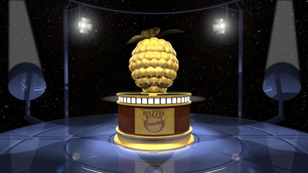 Årets Razzie-nomineringar