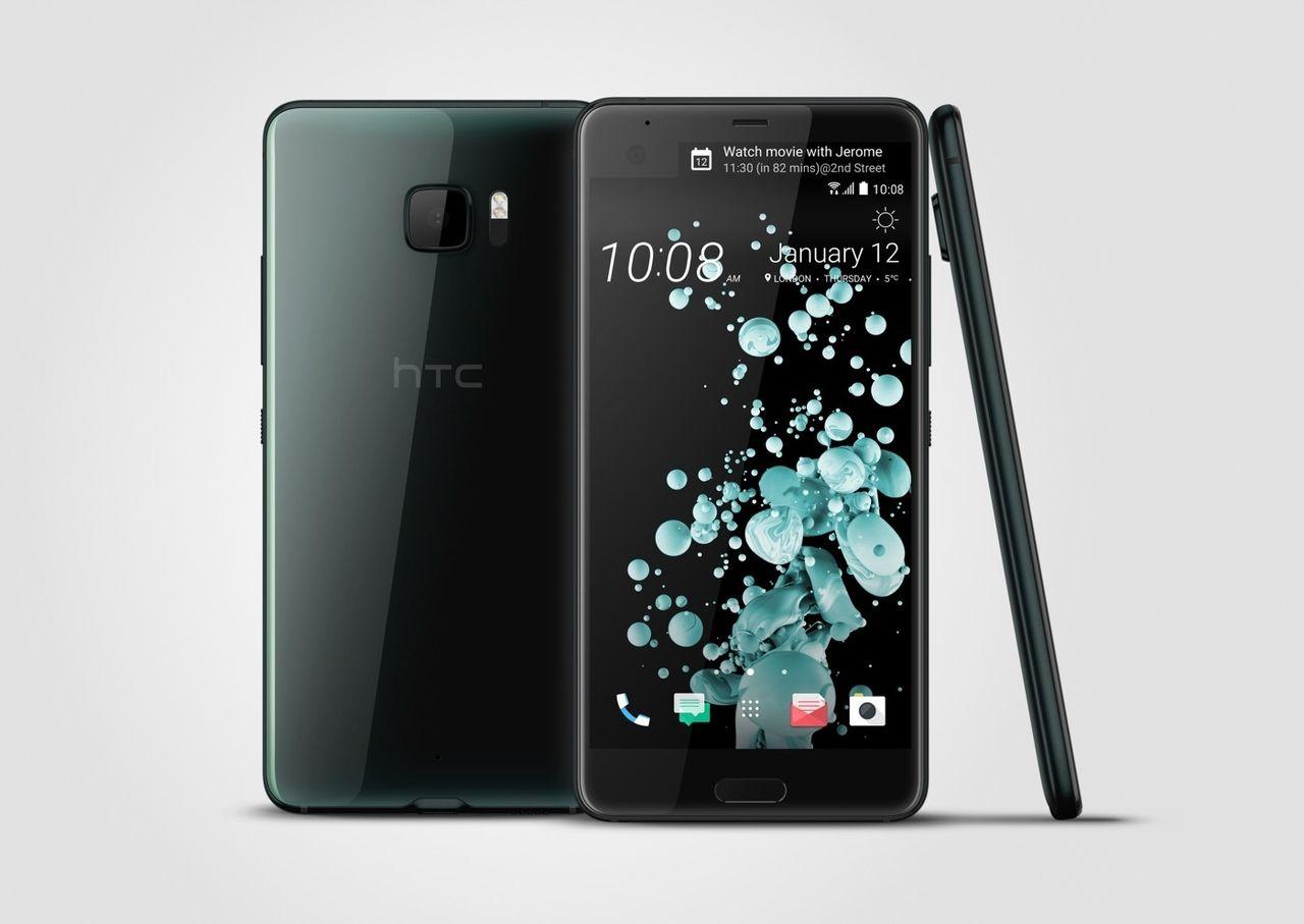 HTC visar upp nya U-serien