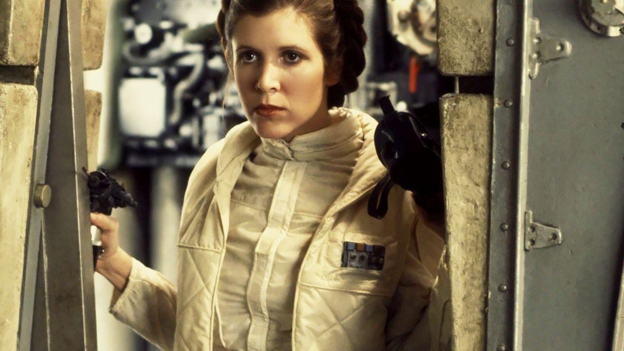 Disney kan komma att skapa digital version av Leia