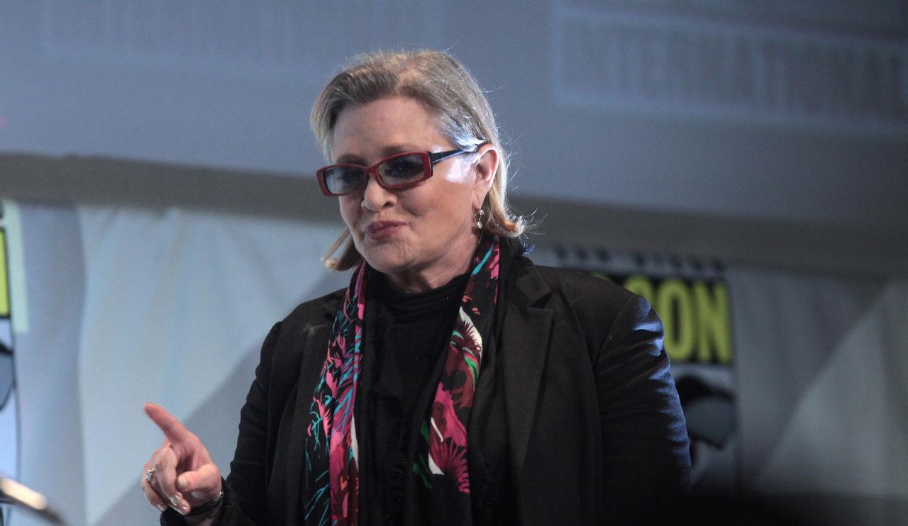 Disney kommer inte skapa en digital version av Leia