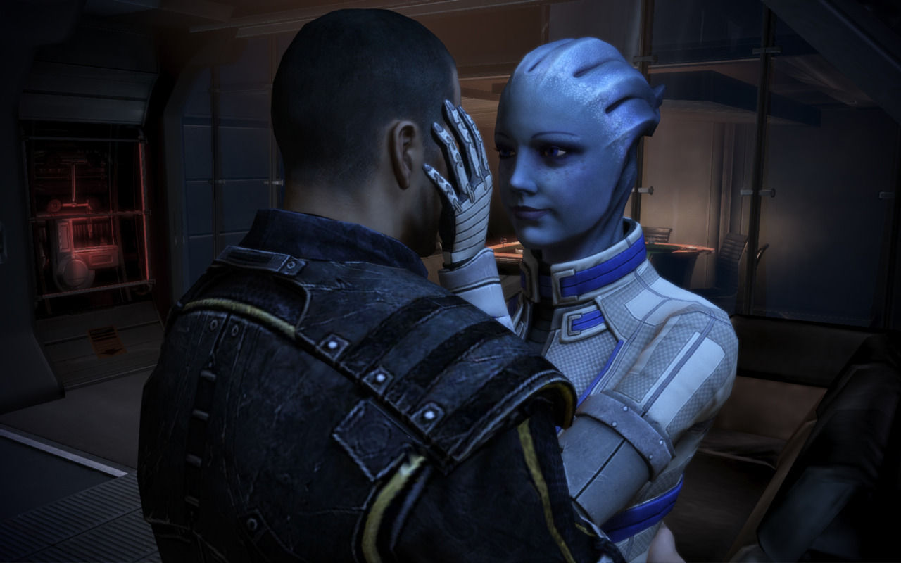 Det kan bli en del bra ligga i Mass Effect: Andromeda