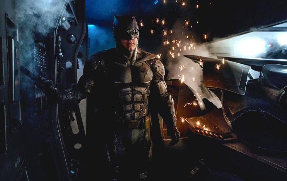 Ben Affleck tycker vi ska chilla med Batman-frågorna