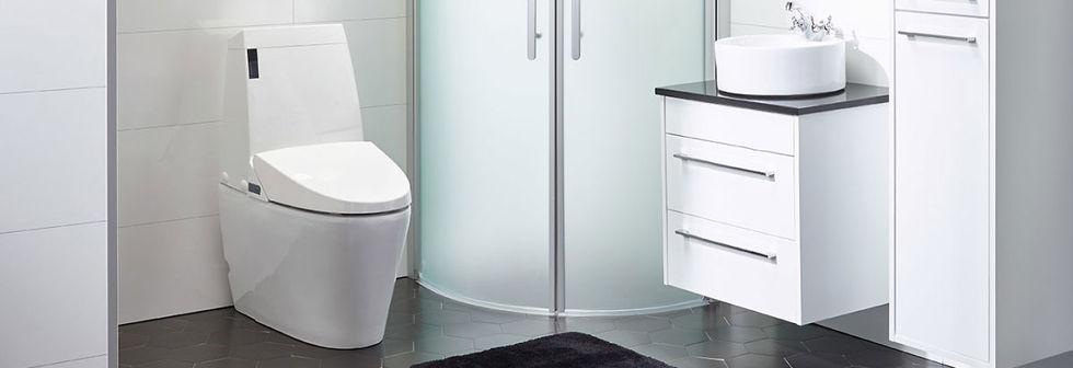 Toaletten som tvättar din bakdel
