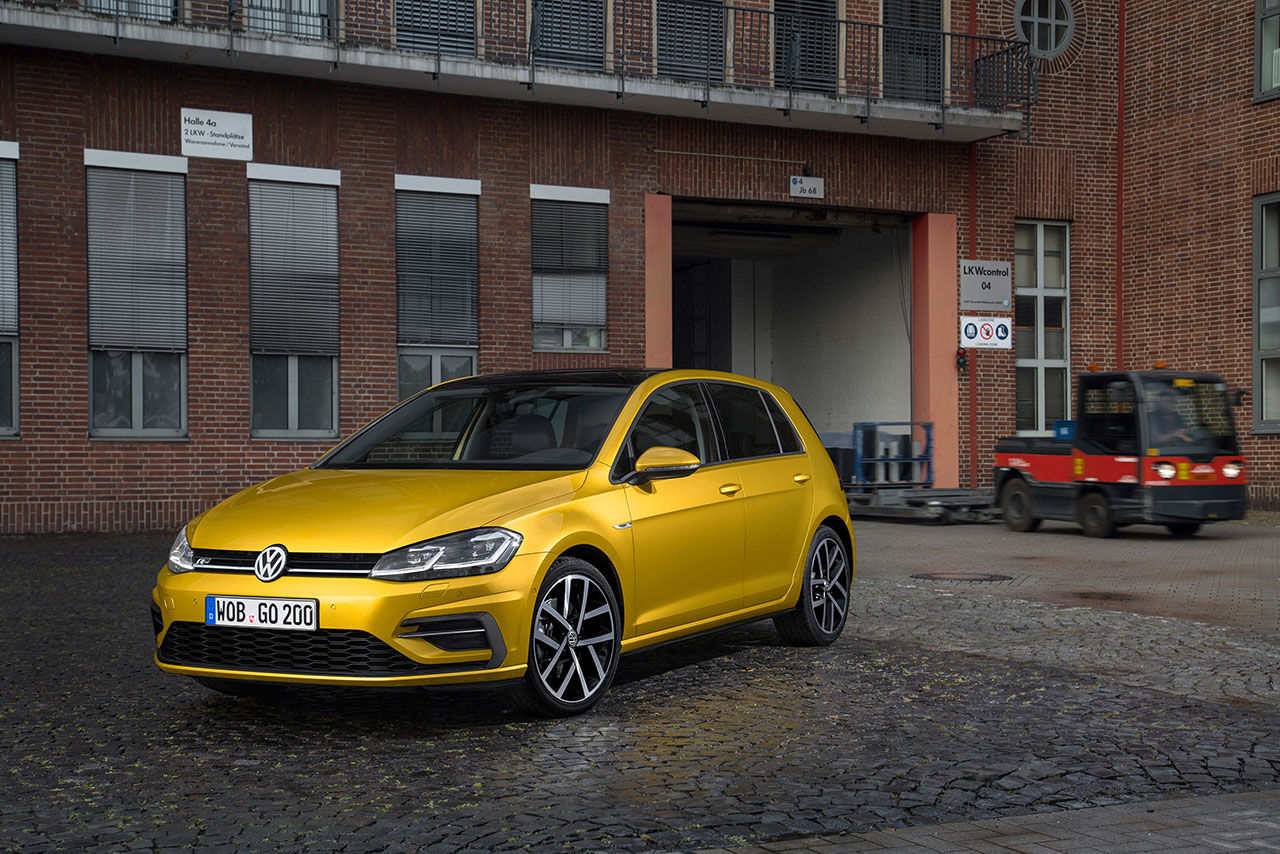 Uppdaterade Volkswagen Golf blir din för 199 900 kronor