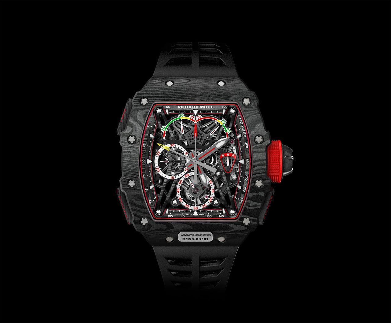 McLaren-klocka kostar mer än en McLaren