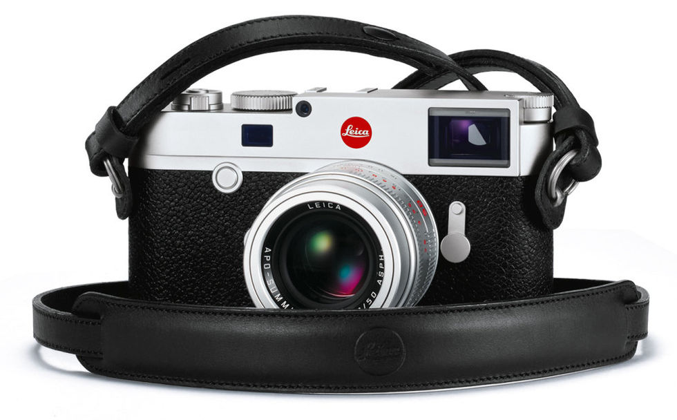 Leica uppdaterar sin M-serie