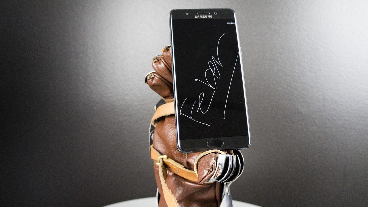 Samsung pratar äntligen om Note 7-strulet