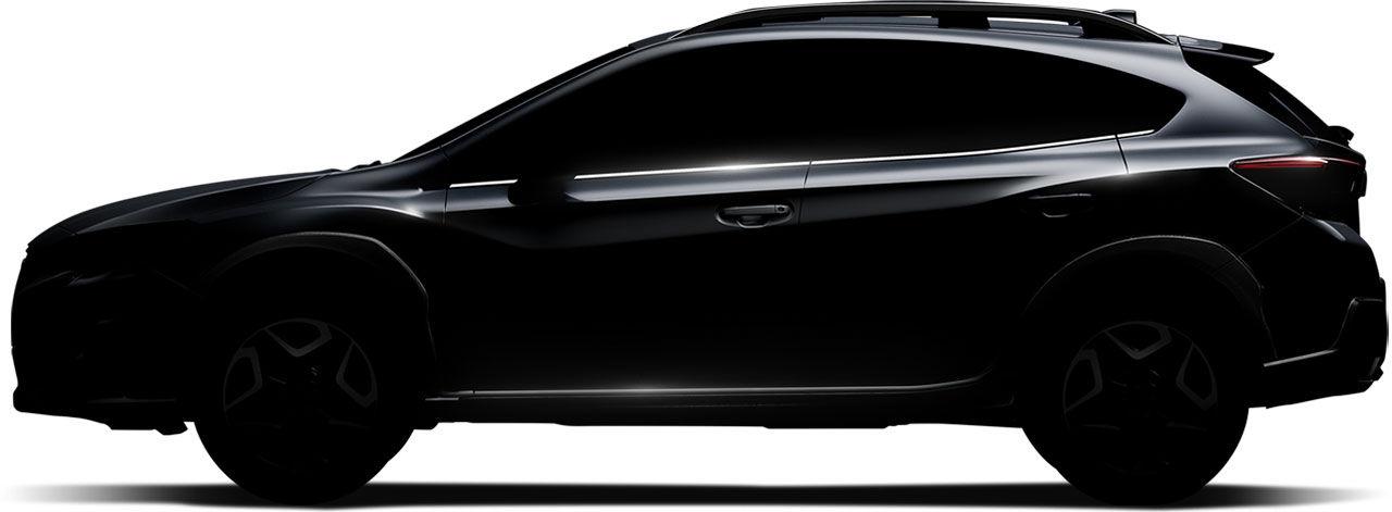 Subaru teasar nya XV