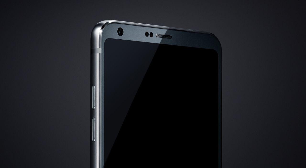 LG G6 verkar inte köra Snapdragon 835