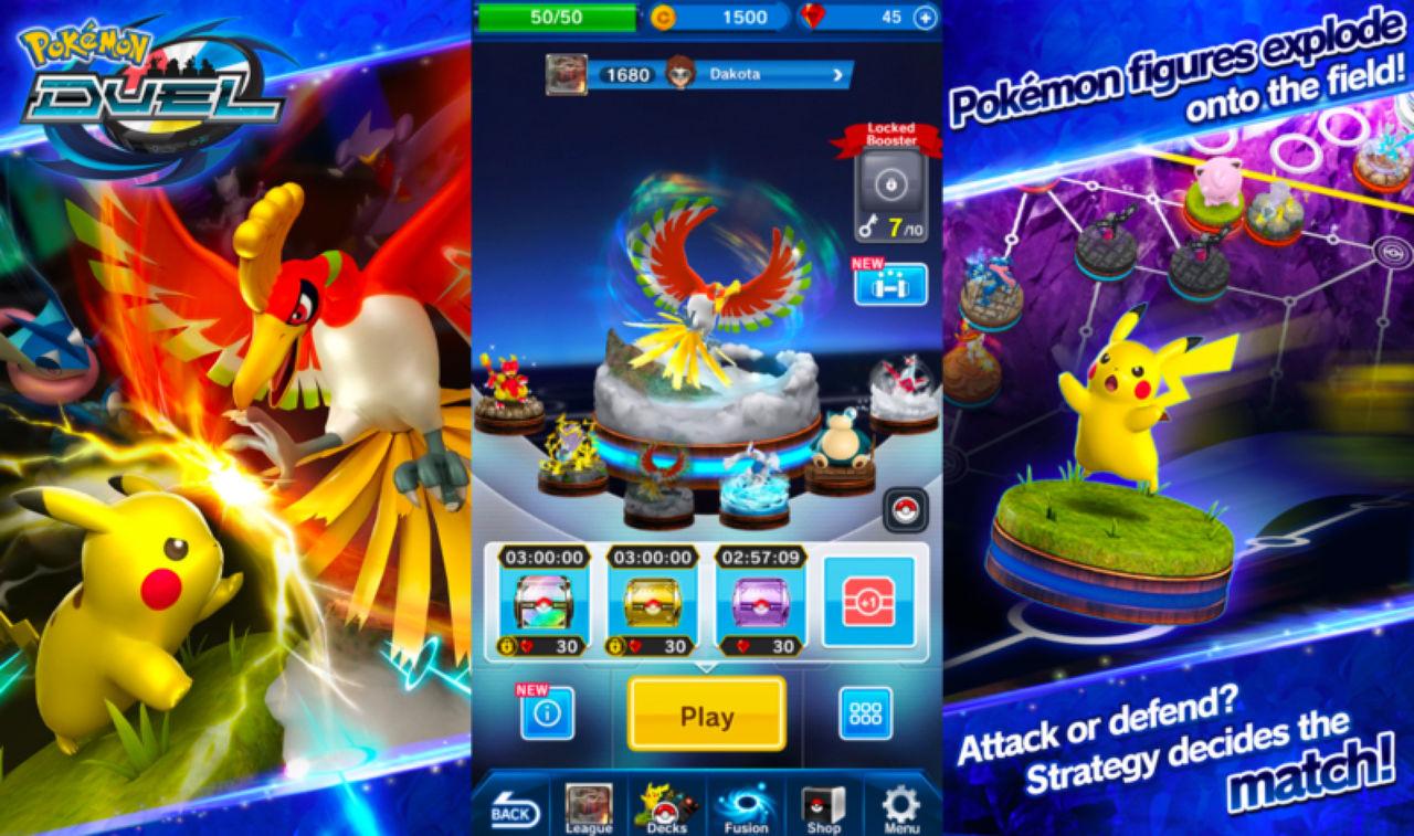 Nytt Pokémon-spel släppt till iOS och Android