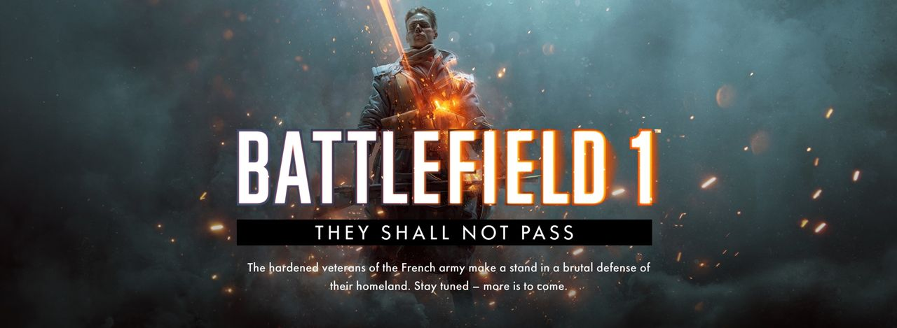 Lite information om den kommande Battlefield 1-expansionen