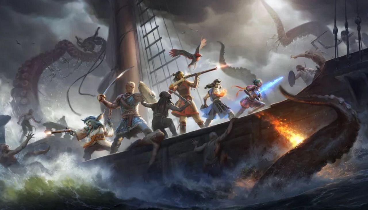 Obsidian väljer crowdfunding för Pillars of Eternity 2: Deadfire