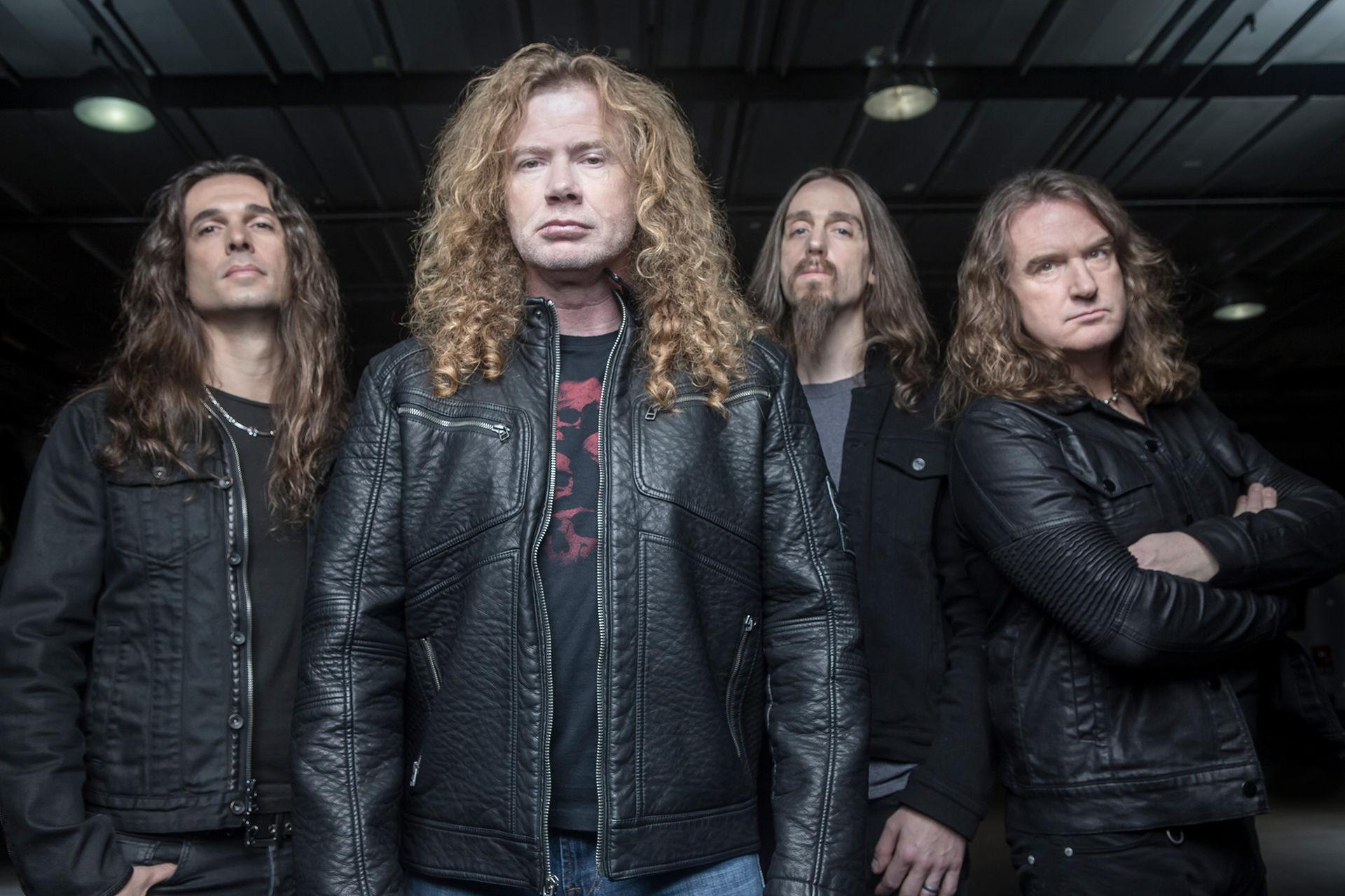 Megadeth kommer till Gröna Lund