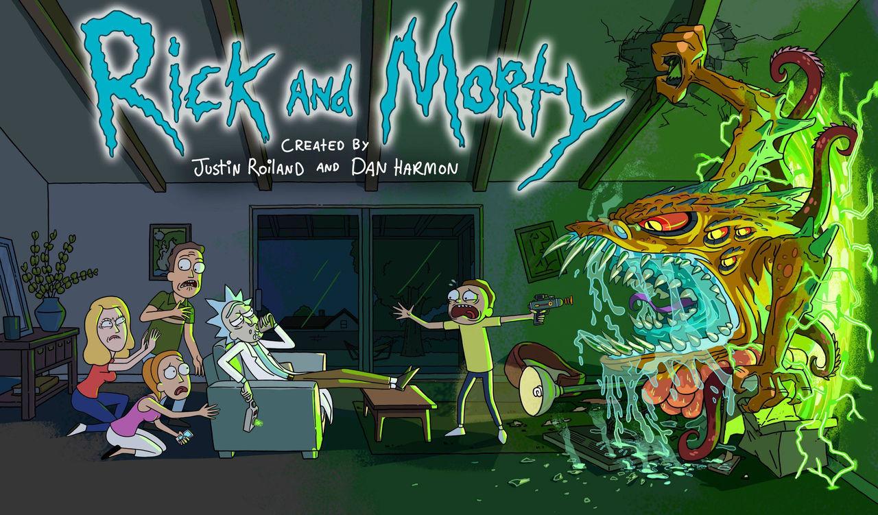 Dan Harmon pratar om Rick and Morty-försening